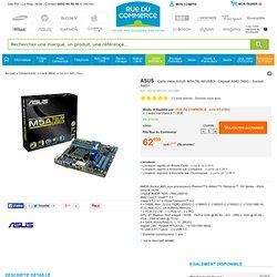 ASUS Chipset AMD 760G M5A78L-M/USB3 - Achat/Vente ASUS Chipset AMD 760G M5A78L-M/USB3