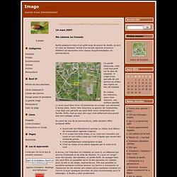 Ma cabane au Canada : Imago