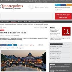 Ma vie d'expat' en Italie