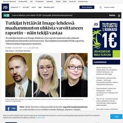 Tutkijat lyttäävät Image-lehdessä maahanmuuton uhkista varoittaneen raportin – näin tekijä vastaa - Maahanmuutto