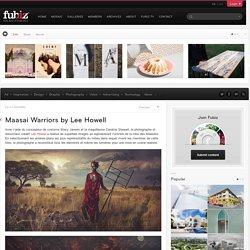 Maasai Warriors by Lee Howell