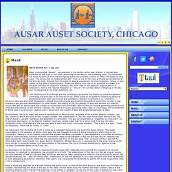 The Ausar Auset Society