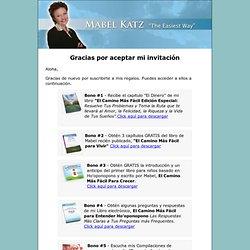 Mabel Katz - Regalos