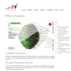 MAC ARTEUM » PAPiers & Libertés