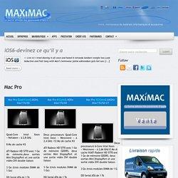 Mac Pro – MAXIMAC TUNISIE