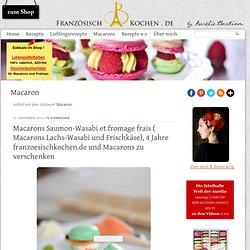 Aux délices d'Aurélie · Macaron
