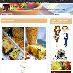 Gâteau de Macaronis