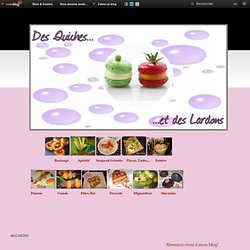 Macarons - Macarons… - Minis Macarons à la… - Macarons à la Pomme - Macarons Fruits… - Macarons Figue… - Macarons pour… - Macarons Choco-Coco - Macarons à la Fleur… - Macarons au Saumon - Macarons au Foie… - Le blog d'isapadawan