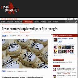 Des macarons trop kawaii pour être mangés – Nippon Connection
