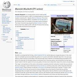 Hamish Macbeth (TV series)