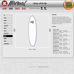 Macbi » Manual Boards – Surf and skate products