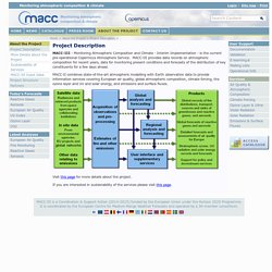 MACC Project - Project Description