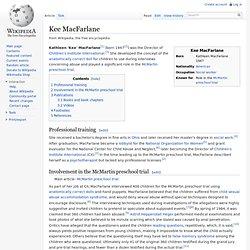 Kee MacFarlane
