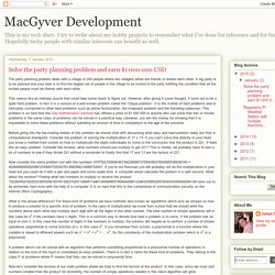MacGyver Development - Nightly