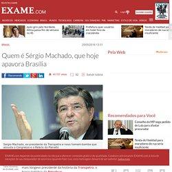 Quem é Sérgio Machado, que hoje apavora Brasília