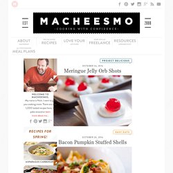 Macheesmo - Learning to be Confident in the Kitchen