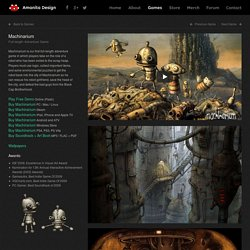 Machinarium – Amanita Design