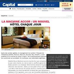 La machine Accor : un nouvel hôtel chaque jour