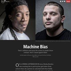 Machine Bias