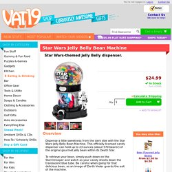 Star Wars Bean Machine: Jelly Belly Jelly Bean Dispenser