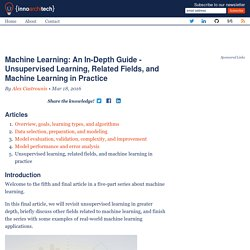 Part 5/5 of Machine Learning: An In-Depth Guide