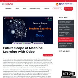 Future Scope of Machine Learning with Odoo