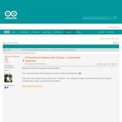 Arduino Forum