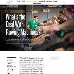 Row Machine Workout - Best Ergs