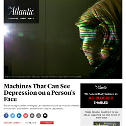 How Machines Can Help Track Depression