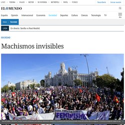 Machismos invisibles