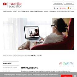MACMILLAN LIVE - Macmillan - Macmillan