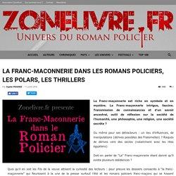 La FRANC-MACONNERIE dans les romans policiers, les polars, les thrillers