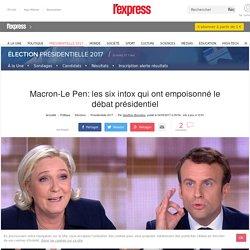 Macron-Le Pen: les six intox qui ont empoisonné le débat présidentiel
