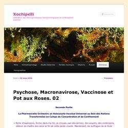 Psychose, Macronavirose, Vaccinose et Pot aux Roses. 02