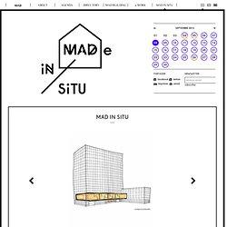MAD Brussels ⋅ MAD in situ