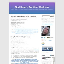Mad Kane's Political Madness