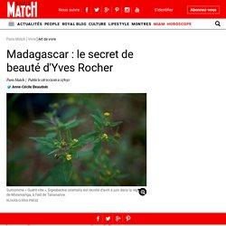 Madagascar : le secret de beauté d'Yves Rocher