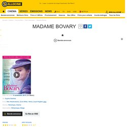 Madame Bovary - film 2014