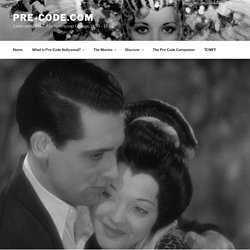 Madame Butterfly (1932) Review, with Sylvia Sidney and Cary Grant – Pre-Code.Com