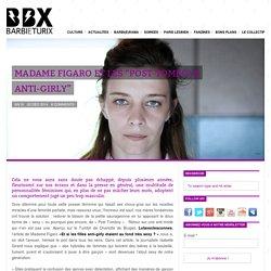 """Madame Figaro et les """"post-tomboys anti-girly"""""""