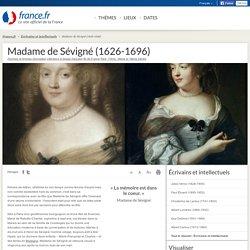 Madame de Sévigné (1626-1696)