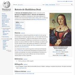 Retrato de Maddalena Doni