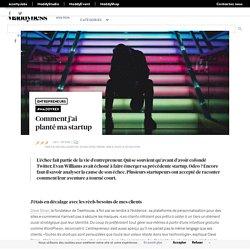 Comment j'ai planté ma startup - Maddyness - Le Magazine des Startups Françaises