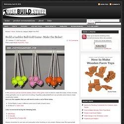 Made From PVC : justbuildstuff.com