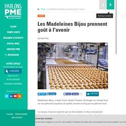 Les Madeleines Bijou développent un concept basé sur une pâtisserie populaire de qualité.