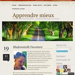 Mademoiselle l'aventure de Cabrel