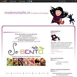 Cookies fraise & menthe - mademoiselle.m by Mélanie Montagné - Cours de Bento et de cuisine japonaise - Auteur culinaire