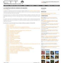 CTT Madera – La Construcción de Viviendas en Madera