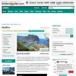 L'internaute - L'île de Madère