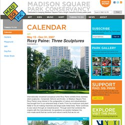 Madison Square Park Conservancy - Keeping Madison Square Park a bright, beautiful and lively public park.